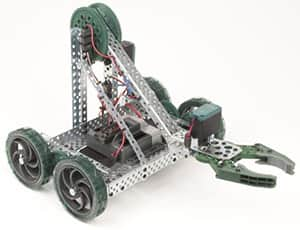 Image of Making a Difference to Inspire Wonder in STEM via VEX Robotics